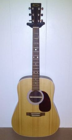 Martin DSR-GC with pick up - $650