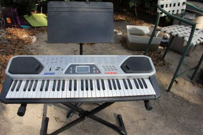 MIDI keyboard, Model MD-982, Music Stand And keyboard Stand - $75 (WoodlandsSpringGreenspoint)