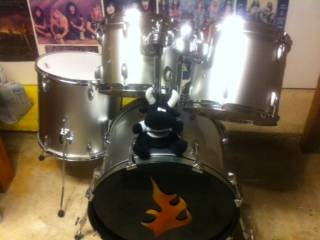 2 Drum sets for sale Rogers and Rockwood DRUMS - $100 (Eldridge and 290)