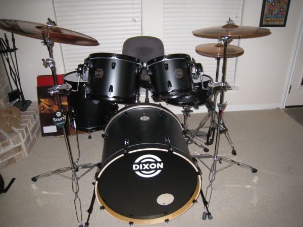 New Five piece Drum Kit - $495 (Houston, TX)