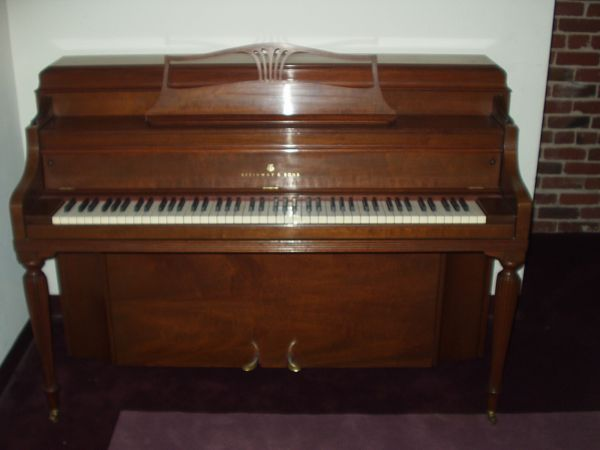 Sherman Clay Upright Piano - Walnut - $600 (West Houston)