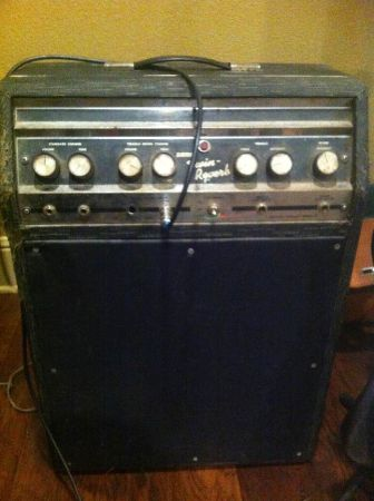 Gretsch Twin Reverb Tube Amp - $420 (Montgomery )
