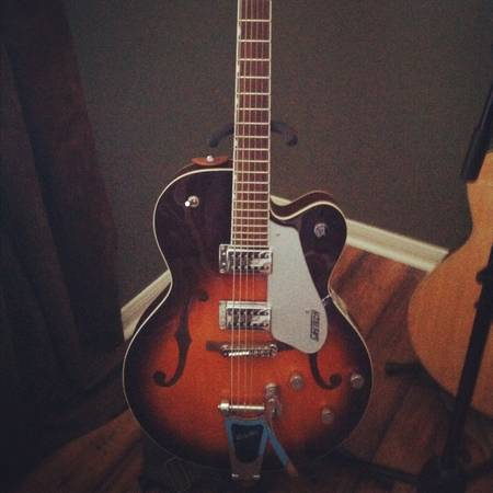 Gretsch Electromatic 5120 Hollowbody Electric Guitar - $525 (League City Friendswood)