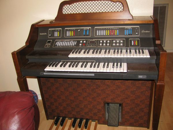 Baldwin Overture Fun Machine MCO Organ REDUCED - $250 (SpringChions)