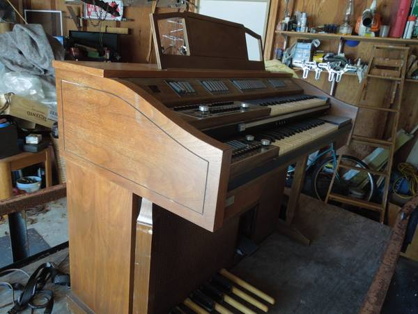 Baldwin Fanfare Organ - $224 (Can Deliver)