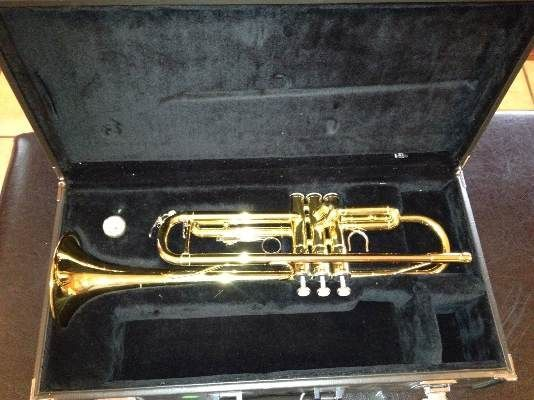 Yamaha YTR-2335 Bb Trumpet by Yamaha - $325 (1960 perry rd nw houston)