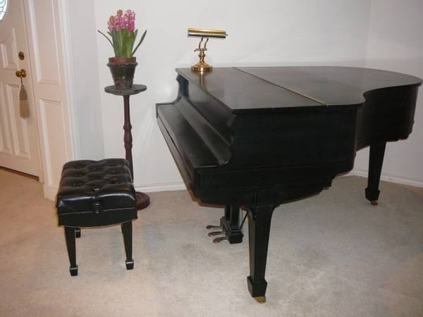 Yamaha Baby Grand Piano Story Clark Model 158 Yamaha G2 - $5999 (Chions Forest (Spring))