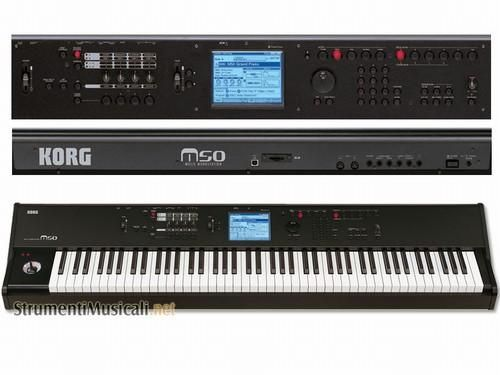 Korg M50 88 keyboard - $1100 (Conroe, Texas)