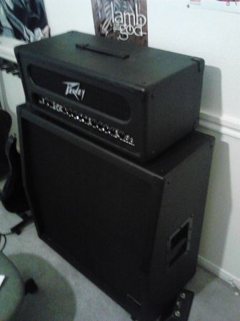 Half Stack Amp perfect conditon - $480 (Houston)