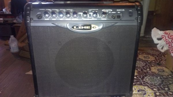 35watt line 6 spider II - $150 (downtown)