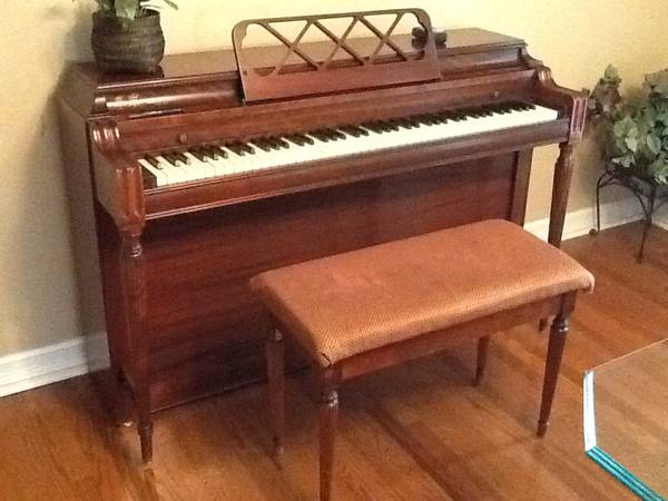 Piano Hardman Peck Co - $250 (Chion Forest)