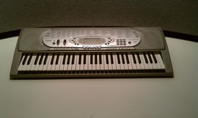 Casio CTK-574 Piano Keyboard For Sale - $80 (NW Houston)