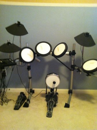 OSP DD-502 Electric Drum Set - $215 (Houston-Willowbrook)