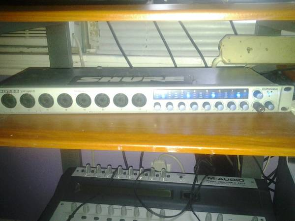 PreSonus FireStudio Project FireWire Audio Interface - $250 (6530 bellaire blvd )