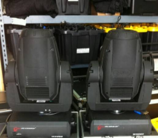 lights luces band dj led 575w - $980 (Houston)