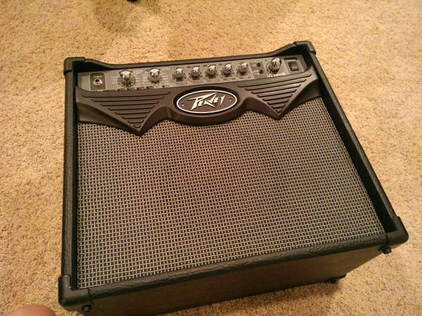 Peavey Vypyr 15w Modeling Amp - $65 (League City, Texas)