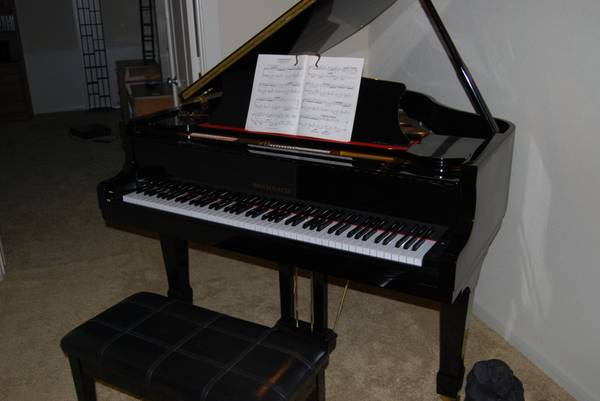 Baby Grand Piano - Brambach - $3500 (Cypress)