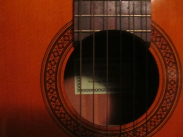 Yamaha Eterna EC-12 Acoustic Guitar, Make an Offer (Pearland, Texas)