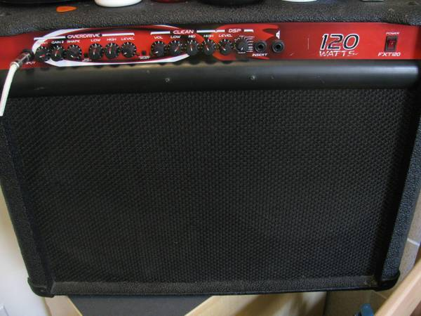 Crate FXT120 Amp - $125 (West U)