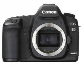CANON 5D MKII (body only) - $1250 (Katy)