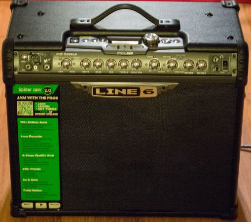Spider Jam Amplifier - $300 (Houston)