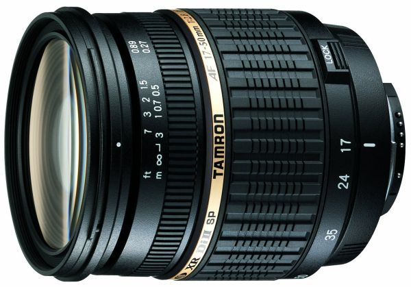Tamron AF 17-50mm F2.8 XR Di-II LD SP Aspherical Zoom Lens - CANON - $350 (Humble-Fall Creek)
