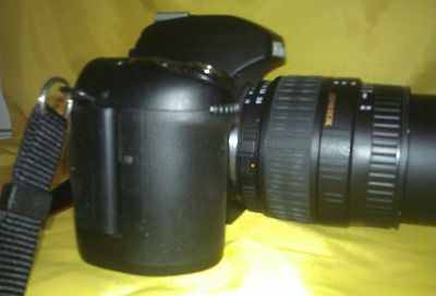 Nikon N80 N80QD Film Camera With 2 Lens - $600 (Silsbee TX.)
