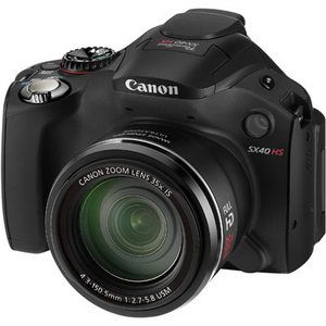 NEW CANON POWERSHOT SX40 HS 35X ZOOM 12.1 MP - $305 (HOUSTON (NW))