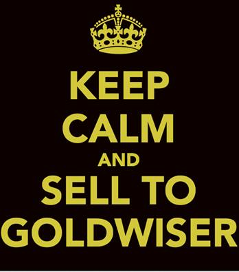 I want to buy your unused and broken GOLD jewelry (Vintage Park GoldWiser)