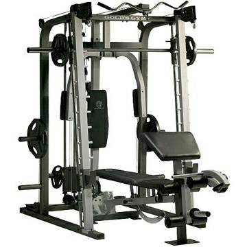 GET FIT AT HOME  AWESOME Golds Gym Platinum Home Gym CHEAP - $450 (HOUSTON TX)
