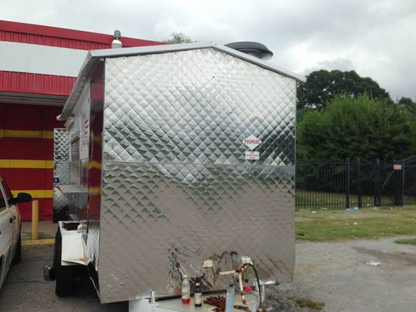TACO TRUCK VERY CLEAN NEW CHEEAP - $11000 (SW)