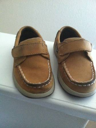 Toddler Boy Sperry Shoes size 8 - $15 (Pearland)