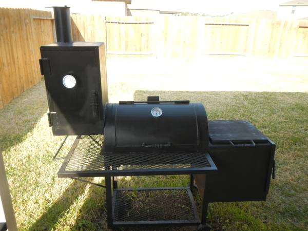 Bbq Pits In Houston For Sale