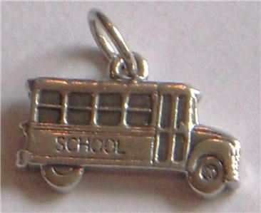 JAMES AVERY SCHOOL BUS CHARM (Houston)