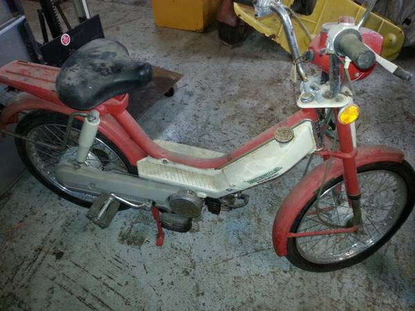 WANTED  Honda Hobbit Moped (GalvestonHouston)