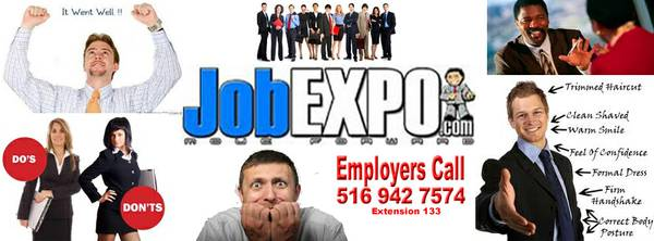 JOB EXPO Houston - Interview with 20 companies - Wednesday  May 21  houston tx