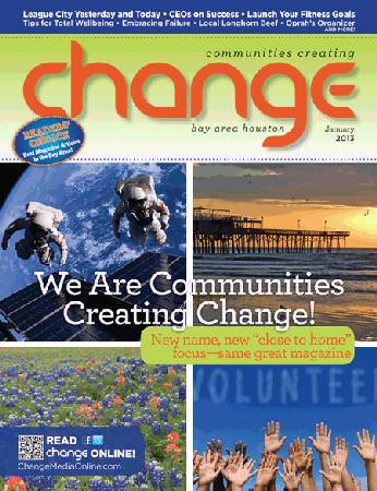 Community Magazine Editor  Clear Lake Area