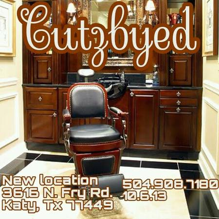 New Barber Shop In Katy (n.Fry and misty cove)
