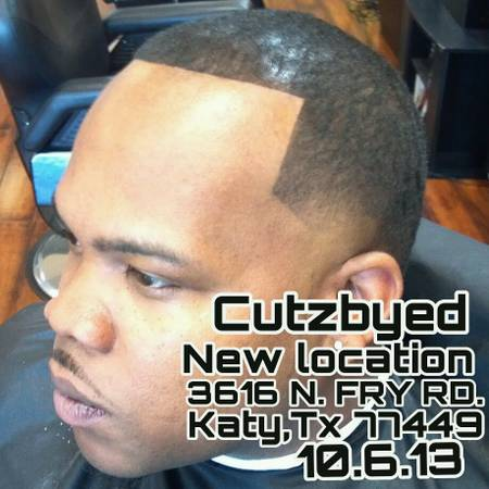New Barber Shop In Katy ((n.Fry and misty cove) )