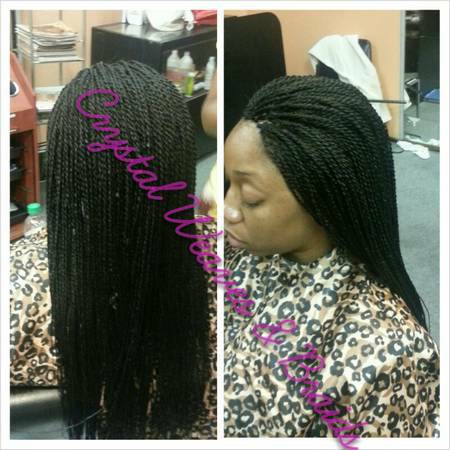 Cream of the Crop African hair braiding at its best (Houston, Texas)