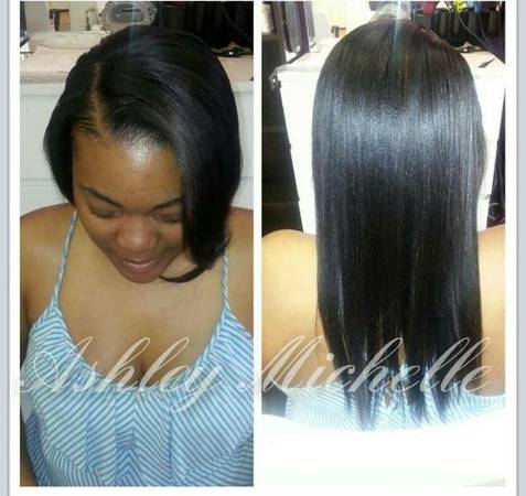 Undetectable Sewins while maintaining Healty Hair (Snooty Girl Luxury Hair Studio)
