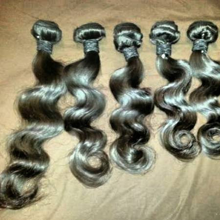 90 hair fusion 30 quick weaves 120 box braids virgin weave avail (Texas City)