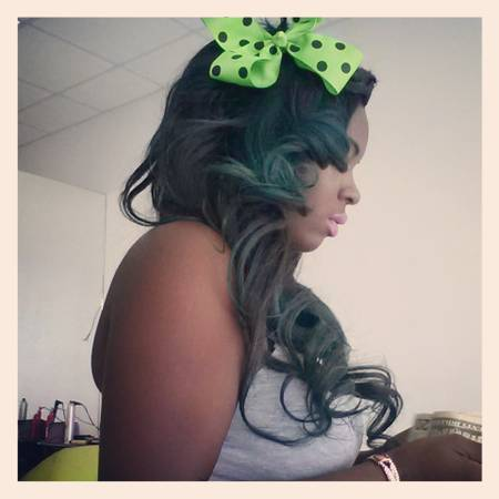 $60 or $80 sew-in sip enjoy a nice mix drink while being pered (guessnerhardwin)