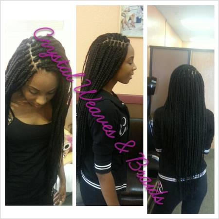 Cream Of The Crop Affordable African Hair Braiding (Houston, Tx )