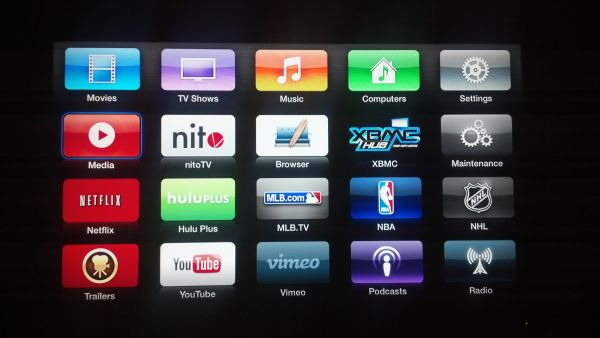 Apple TV 2 Untethered 5.2 Jailbreak with FireCore Mods $40 (Houston)