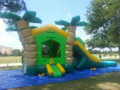 HUGE SLIDES, MOONWALKS, TABLES AND CHAIRS AND MORE (TOMBALL, SPRING, NORTH HOUSTON)