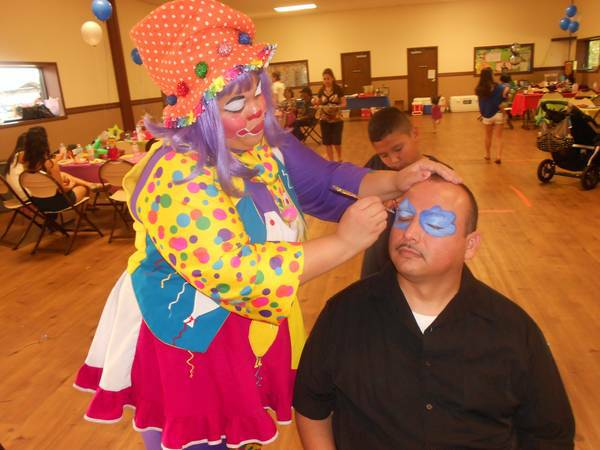 CHILDRENS ENTERTAINMENT, FACE PAINTING, CLOWNS, BALLOONS (HOUSTON)