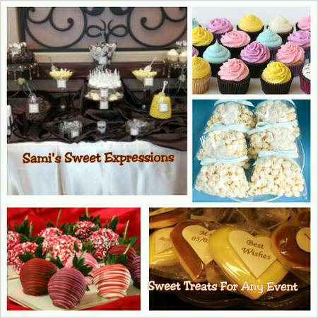 SWEET TREATS FOR ANY EVENT (HOUSTON AND SURROUNDING AREAS)