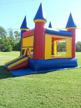 SLIDES AND MOONWALKS, COTTON CANDY, TABLE AND CHAIR RENTALS (TOMBALL, SPRING, NORTH HOUSTON)