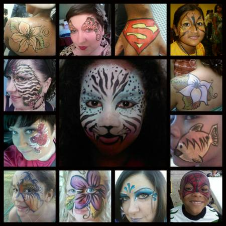 Face Painting (Humble Greater Houston)